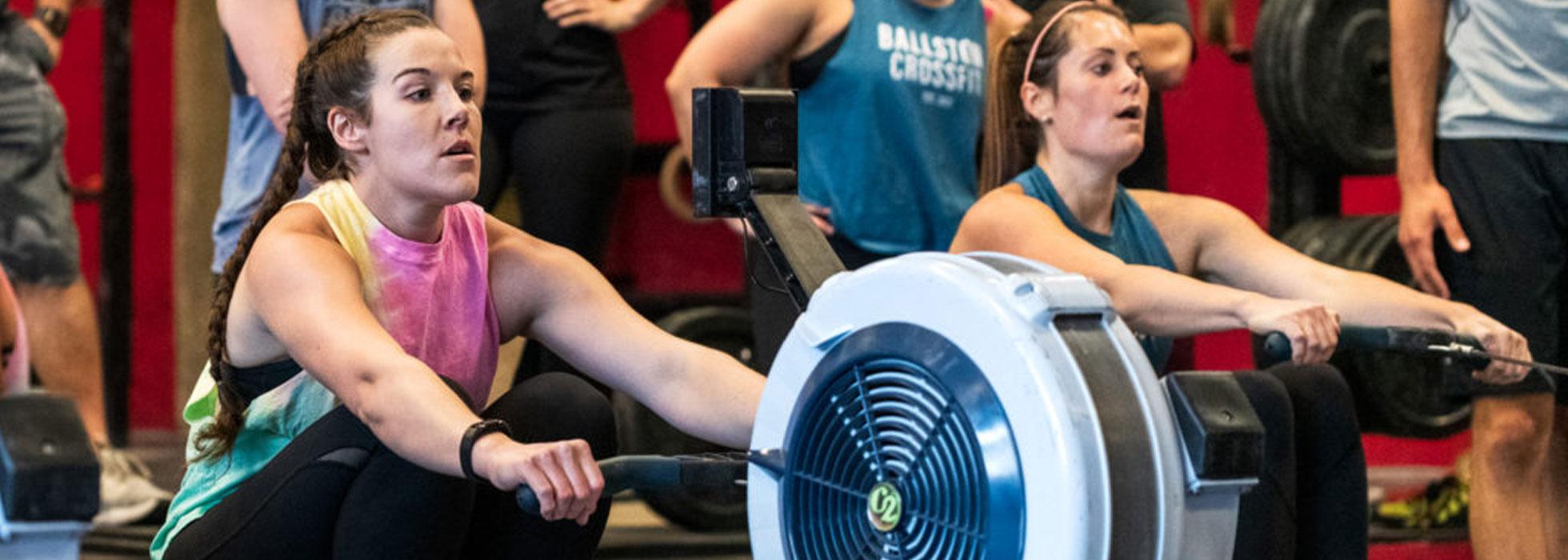 CrossFit Group Fitness Classes Near Me In Arlington, Virginia